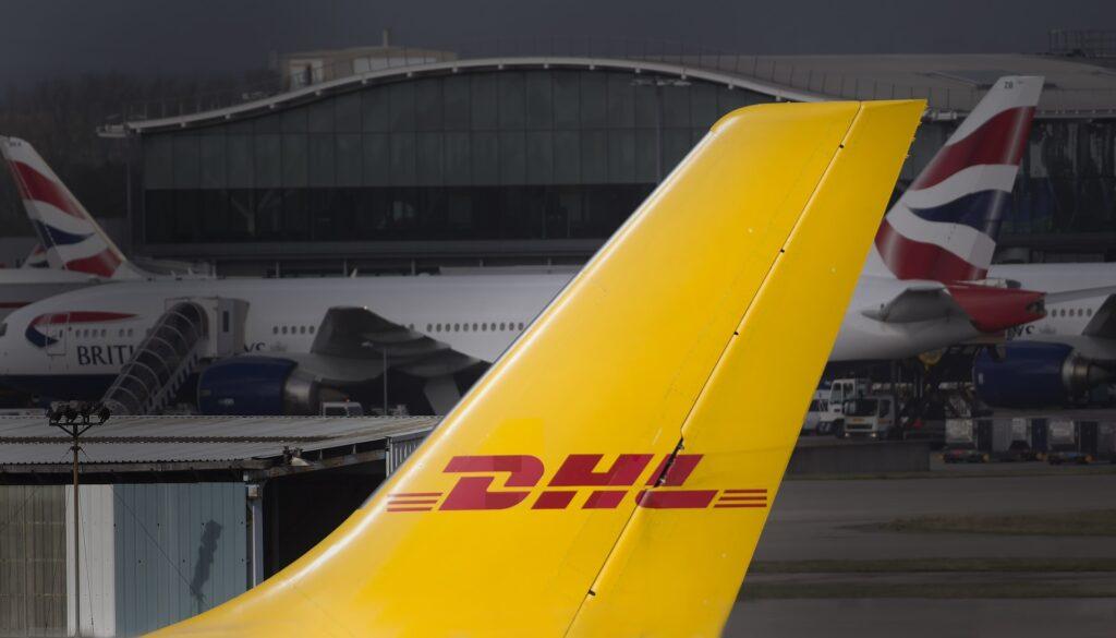 DHL udlandet